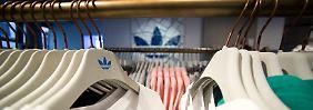 Russland-Krise schmerzt: Adidas rechnet sich zum Gewinnziel