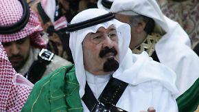 Salman tritt schweres Erbe an: Saudi-Arabiens König Abdullah ist tot