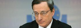 EZB öffnet die Geldschleusen: Was Anleger tun sollen - und was nicht