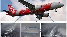 Mühsame Bergung vor Indonesien: Trümmer versperren Zutritt zu Air-Asia-Wrack