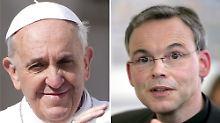 Eine zweite Chance: Ist Tebartz-van Elst bald Sekretär in Rom?