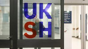 Keim bei elf Toten nachgewiesen: Zahl der Infizierten in Uniklinik Kiel steigt