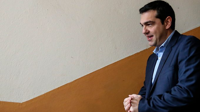 Hat ein Ohr für die Sorgen der Griechen: Alexis Tsirpas.
