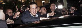 Syriza sucht Koalitionspartner: Rechtspopulisten melden Einigung mit Tsipras