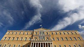 Linke feiert Syriza-Sieg: Wie stehen deutsche Politiker zum Schuldenschnitt?