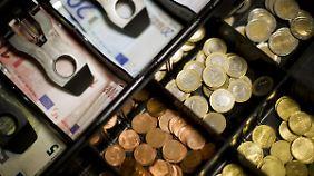Nach dem Kurs-Feuerwerk machen Investoren nun zunächst Kasse.