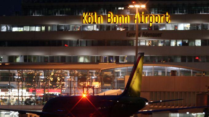 Streik Flughafen Köln Bonn