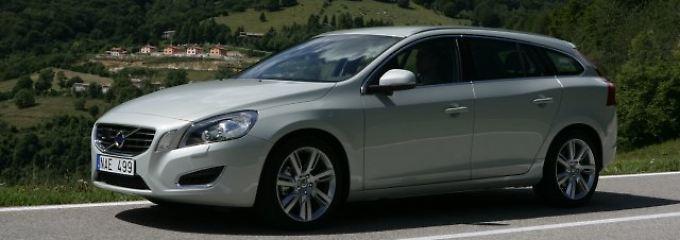 Grundsolider Schönling: Auf den Volvo S60/V60 ist Verlass