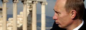 EU gegen Russland: Ist Griechenland Putins Trojanisches Pferd?