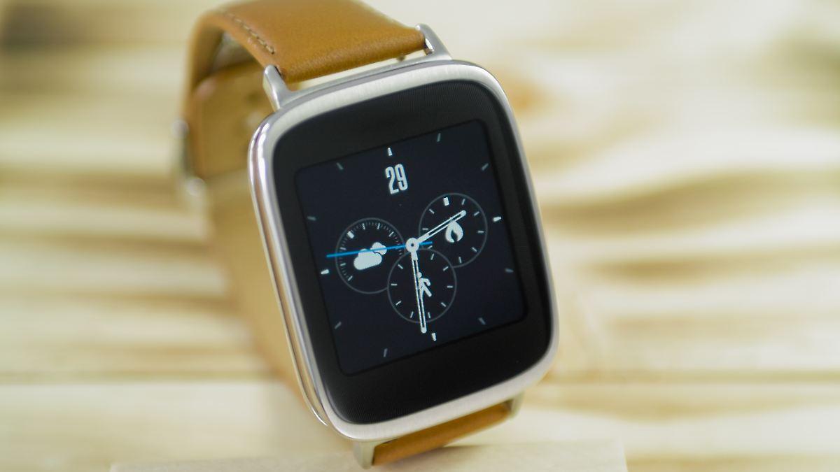 Zenwatch ist die schönste Smartwatch
