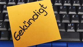 Unterhalt vor Alter: Betriebsbedingte Kündigung: Wer zuerst gehen muss