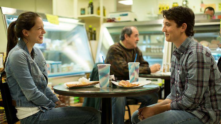 Andrews Obsession belastet auch die Beziehung zu Nicole (Melissa Benoist).