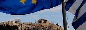 Griechenland wirft Troika raus: Merkel erteilt Forderung nach Schuldenschnitt Absage