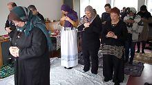 Liberale Strömung im Islam: Muslimische Gemeinde hat Frau als Imam