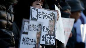Video im Internet: Japanische Geisel Goto offenbar von IS enthauptet