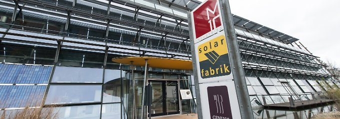 Solar Fabrik News