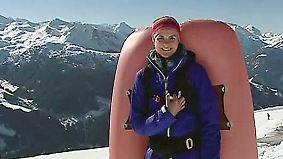 Lebensretter für Wintersportler: Wie moderne Technik vor Lawinen schützt