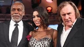 Soßentipps von Gérard Depardieu: Schoko-Show lockt internationale Stars nach Köln