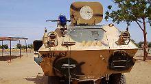 Kampf gegen Boko Haram: Tschad marschiert in Nigeria ein