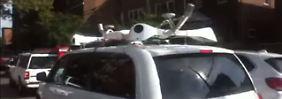 Kameras und Sensoren auf dem Dach: Mysteriöse Apple-Autos geben Rätsel auf