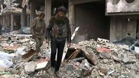 Rückkehr in Ruinen: Kobane ist befreit, aber völlig zerstört