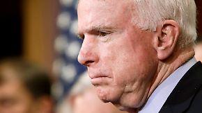 Keine US-Waffen für die Ukraine: US-Senator McCain greift Merkel erneut scharf an