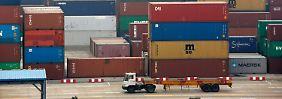 Prognosen deutlich verfehlt: Chinas Auslandseinkäufe brechen ein