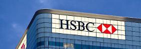 2106 Bankkunden aus Deutschland: HSBC half Kriminellen bei Steuerhinterziehung