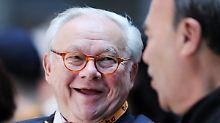 Medienmogul und Schöngeist: Hubert Burda wird 75