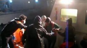Todesfalle Mittelmeer: Mehr als 20 Flüchtlinge erfrieren auf Boot vor Lampedusa