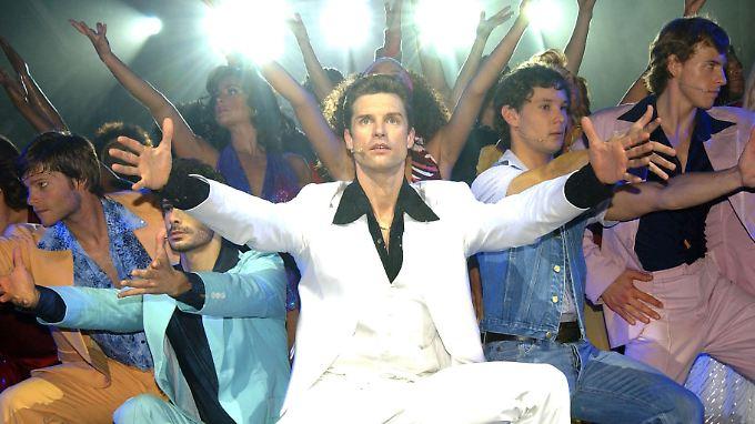 Könnten doch alle Männer so gut tanzen wie die Jungs von Saturday Night Fever.