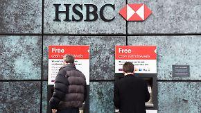 HSBC hilft Steuern zu hinterziehen: Politiker fordern härtere Strafen für Banken