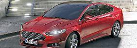 Ford hat was getan: Mondeo soll Mittelklasse aufrollen