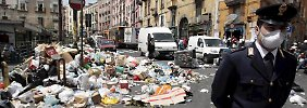 Meer, Müll, Mafia: Italien hüllt sich in Geheimnisse
