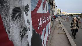 Der Kult um Rafik al-Hariri lebt und ist in den muslimischen Teilen Beiruts allgegenwärtig.