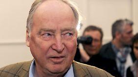 AfD-Vizechef Alexander Gauland war früher CDU-Politiker - zwischen 1987 und 1991 brachte er es immerhin bis zum hessischen Staatskanzleichef.