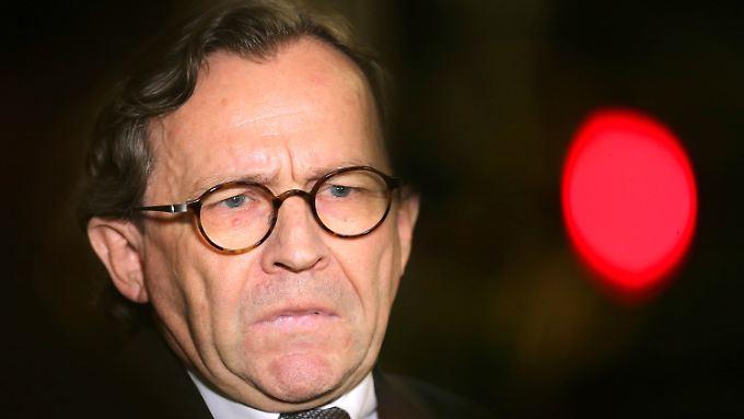 Bahn-Personalchef Weber versteht das Scheitern der Gespräche nicht.