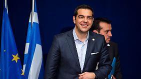 Tsipras Kehrtwende: Griechenland will wieder mit der Troika reden