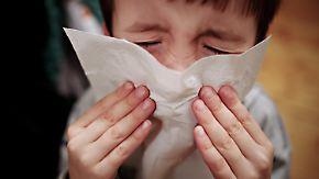 Impfung bietet wenig Schutz: Grippewelle rollt an
