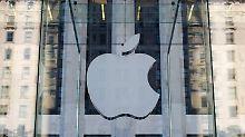 Längst nicht mehr nur ein Computer-Hersteller: Der US-Konzern Apple.