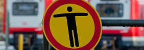 Weselsky stellt Ultimatum: GDL droht Bahn mit 100-Stunden-Streik