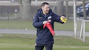 Körpersprache auf Bayern-Niveau: Pal Dardai haucht Hertha neues Leben ein