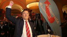 Jörn Kruse führte die AfD erstmals in ein westdeutsches Parlament.