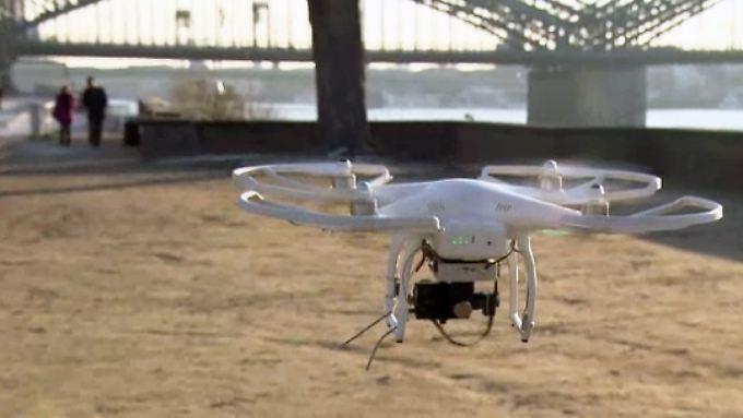 Strenge Auflagen: US-Flugaufsicht plant Zulassung kommerzieller Drohnen