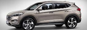 Hyundai findet mit dem Tucson zur alten Nomenklatur zurück.