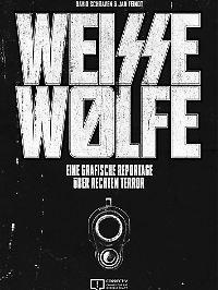 """""""Weiße Wölfe"""" ist bei Correctiv/Puls erschienen, 224 Seiten im Hardcover, 15 Euro."""