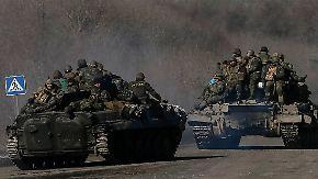 Viele Tote und Gefangene: Kiew gibt Debalzewe in der Ostukraine auf