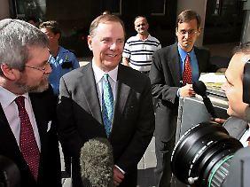 Ein Freund klarer Worte: Ex-Enron-Chef Jeff Skilling.