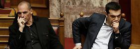 Varoufakis läuft auf: Deutschland lehnt Antrag Athens ab