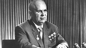 Ex-Sowjetführer Nikita Chruschtschow